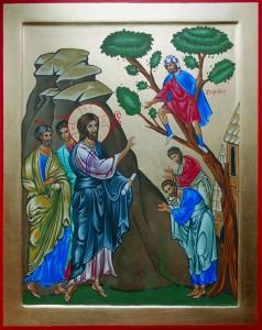 Nawrócenie Zacheusza