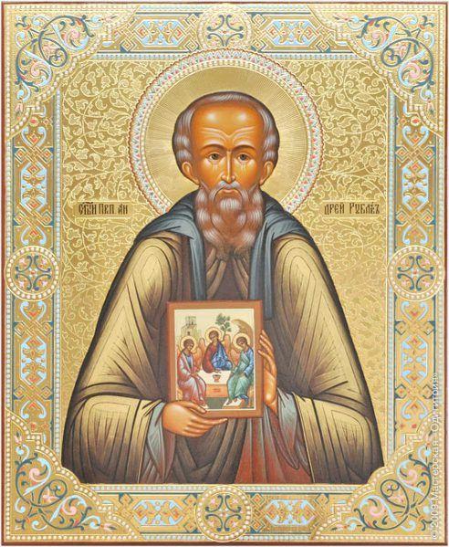 św. Andrzej Rublow